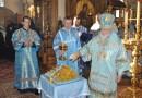 В праздник Сретения Господня архиепископ Софроний совершил богослужение в Никольском монастыре