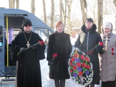 Память воинов-интернационалистов почтили в Черикове