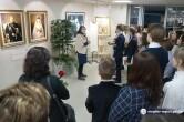 Выставочный проект о Царской Семье продолжает работать во Дворце культуры Могилевской области