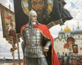 Урок «Святой Александр Невский, как образец мужественности и патриотизма» прошел в школе агрогородка Буйничи