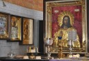 Служение архипастыря: Великий Четверток, воспоминание Тайной Вечери