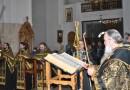 Архиепископ Софроний совершил утреню Великой Пятницы с чтением 12 Евангелий