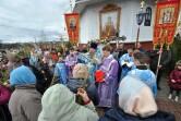 Неделя ваий, праздник иконы Божией Матери Белыничской и 45 км молитвенного шествия