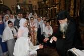 В понедельник Светлой седмицы архиепископ Софроний посетил Никольский монастырь