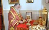 Служение архипастыря в Неделю 2-ю по Пасхе