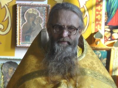 Отошел ко Господу иерей Виктор Давыденко, настоятель храма свт. Димитрия Ростовского в д. Выдренке