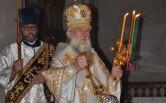 Архиерейское служение в ночь Христова Воскресения