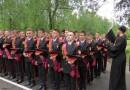 Последний звонок  прозвенел для 47 выпускников Могилевского областного кадетского училища