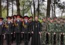 Могилевских кадет поздравили с Пасхой