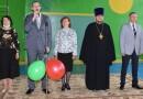 В Чериковском районе священник принял участие в празднике «Последнего звонка»