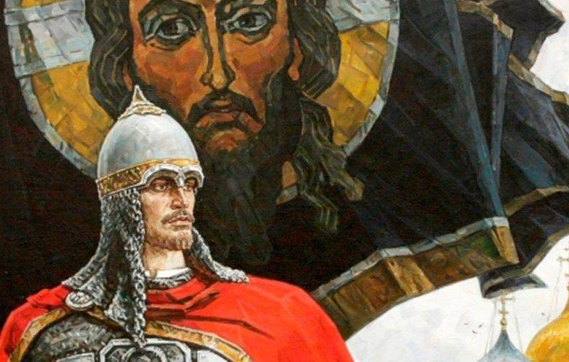 24 июля в Могилев прибудет ковчег с мощами святого Александра Невского