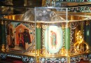В Могилев доставлен ковчег с мощами святого благоверного князя Александра Невского