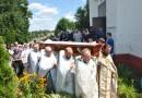 Протоиерея Николая Ковалева проводили в последний путь