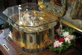 График пребывания ковчега с мощами святого благоверного великого князя Александра Невского в епархиях Белорусского Экзархата