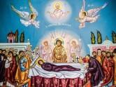 Анонс! Архиерейское богослужение праздника Успения Пресвятой Богородицы