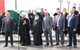 Видео: Торжественная закладка памятника святителю Георгию Могилевскому. Могилев,  6 августа 2021г.