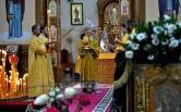 Служение архипастыря в Неделю 8-ю по Пятидесятнице
