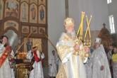 Престольный праздник отметили в Спасо-Преображенском кафедральном соборе г.Могилева