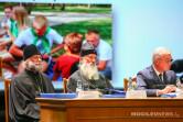 Архиепископ Софроний и протоиерей Феодор Повный приняли участие в Могилевской областной конференции педагогов