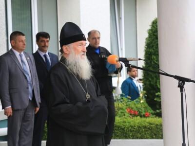 Архиепископ Софроний благословил студентов Белорусской государственной сельскохозяйственной академии на новый учебный год